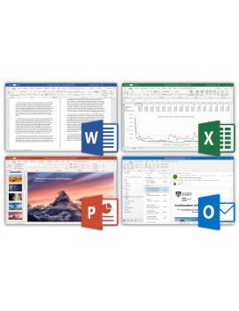 Office Professional Plus 2019 Retail Key 5PC