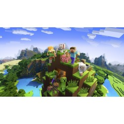 Minecraft Windows 10 Edition Microsoft PC Key