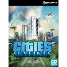 Cities: Skylines Steam PC CD Key