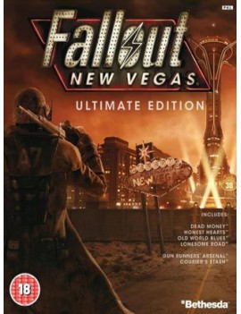Fallout New Vegas (Ultimate Edition) Steam PC Key