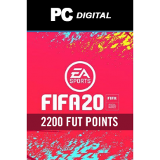 FIFA 20 - 2200 FUT Points Origin PC CD Key