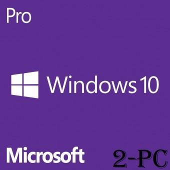 Windows 10 Professional Key For 2PC